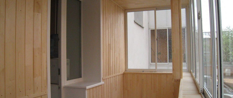 """Проект: обшивка и утепление балконов и лоджий в сочи - """"комф."""
