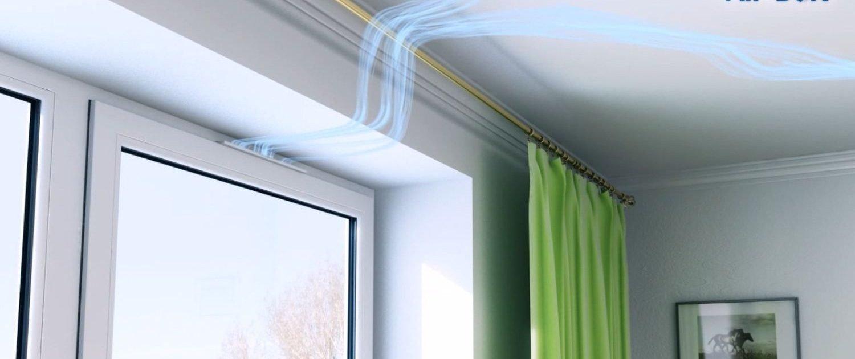 Простая приточная вентиляция для квартиры своими руками