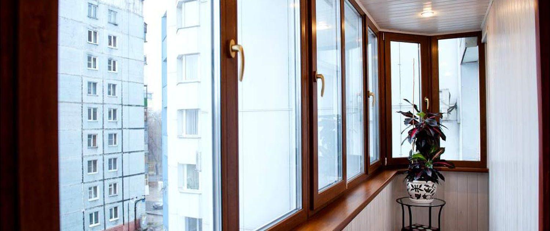 Лоджии и балконы в.