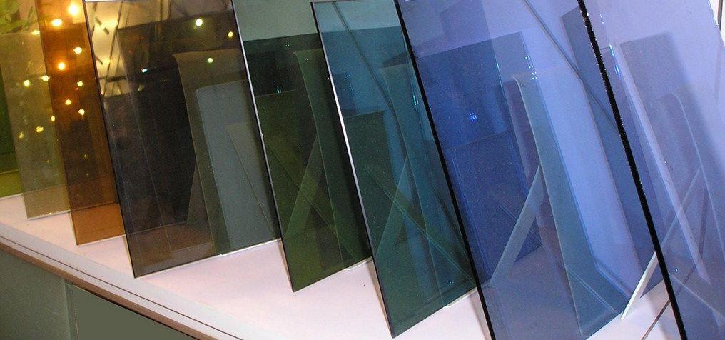Cолнцезащитные и тонированные стеклопакеты