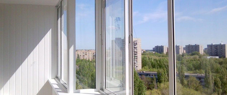 Остекление балкона или лоджии: советы, фото, видео.