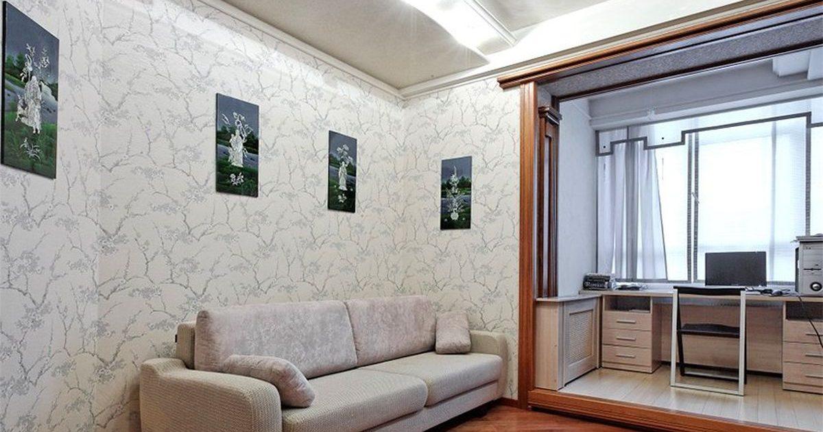 Расширение комнаты за счет балкона или лоджии в спб.