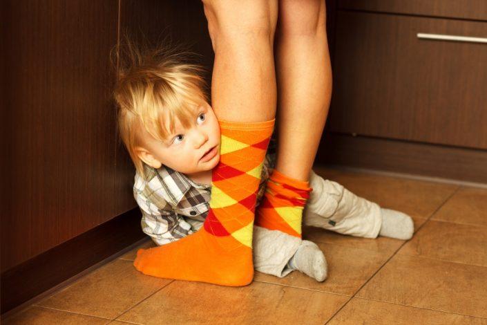 Безопасность ребёнка в квартире