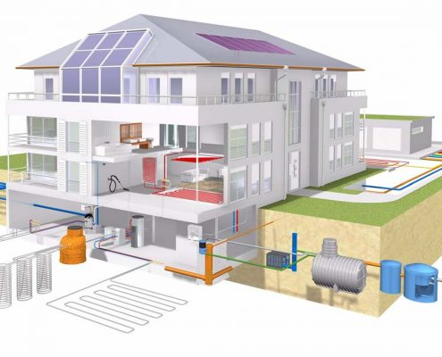 Системы Rehau для дома