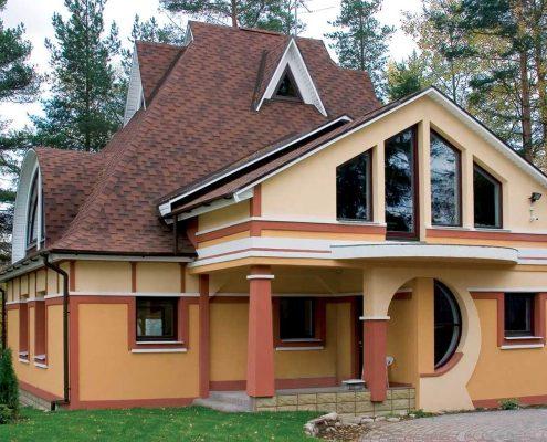 Как застеклить загородный дом?
