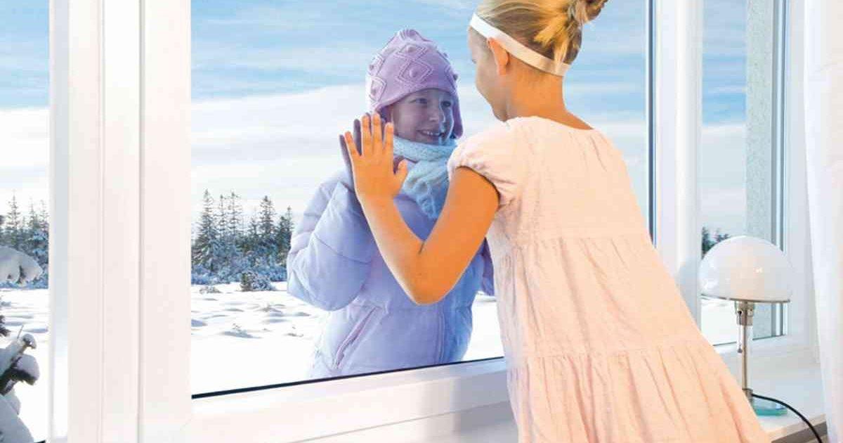 Зачем менять окна - теплосбережение