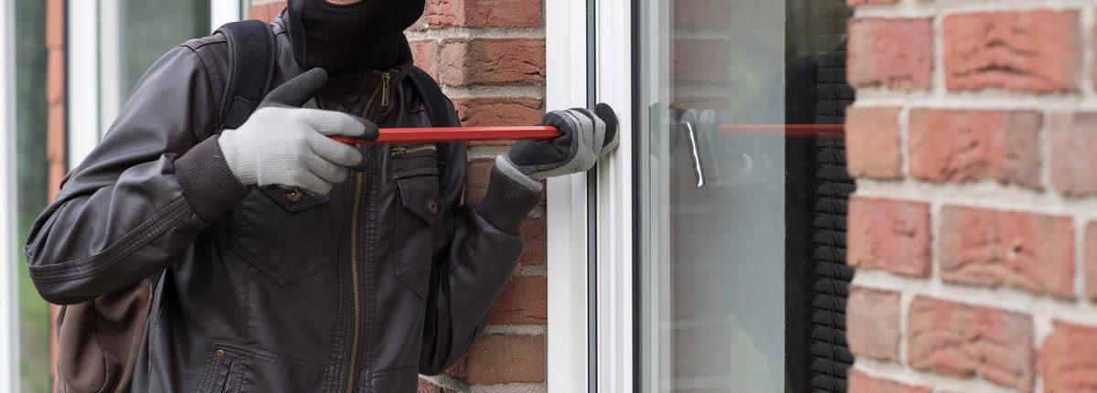 Зачем менять окна - безопасность