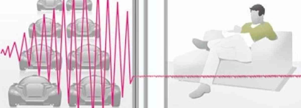 Зачем менять окна - звукоизоляция
