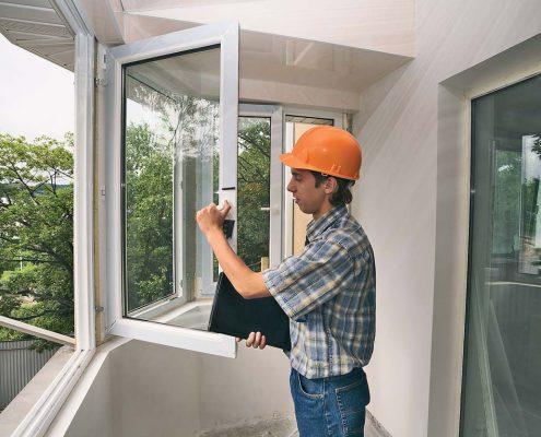 качество установки пластиковых окон