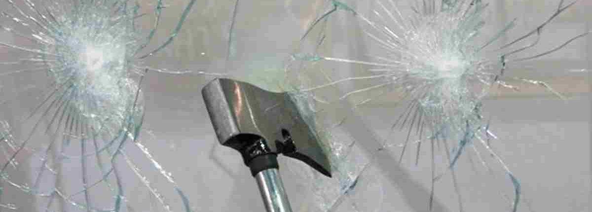 Защитные устройства для окон - Ударопрочное стекло