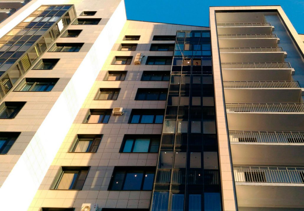 Утепление балкона или лоджии с фасадным остеклением