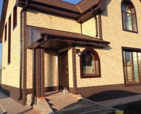 Особенности остекления коттеджей и загородных домов